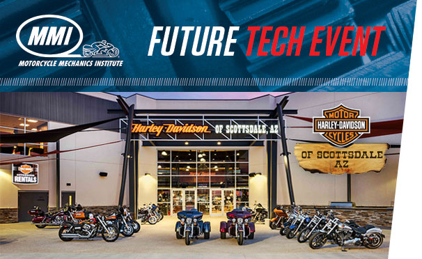 Future Tech Night Event at HARLEY-DAVIDSON of Scottsdale, AZ