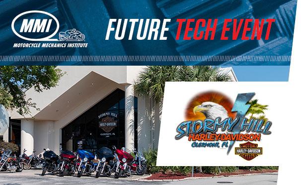 Future Tech Event at Stormy Hill Harley-Davidson Orlando, FL