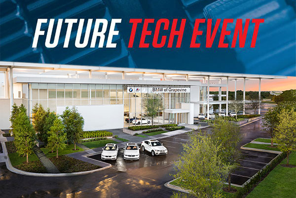 Future Tech Event at Sewell BMW of Grapevine