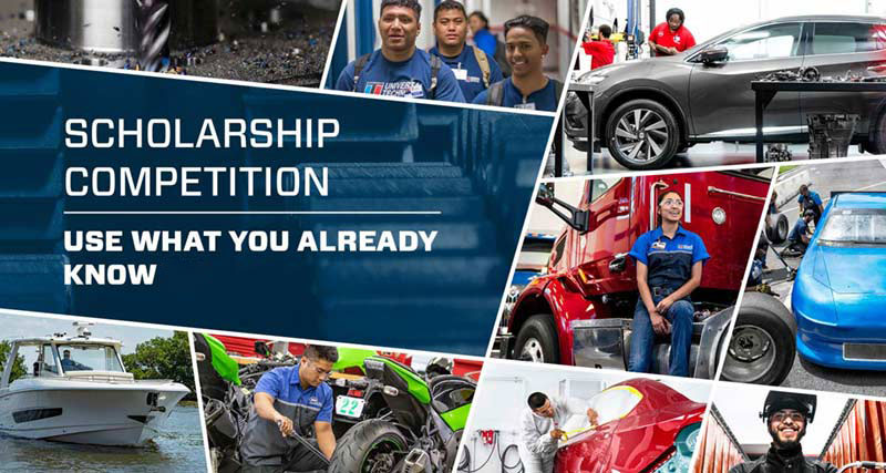 SCHOLARSHIP COMPETITION & OPEN HOUSE