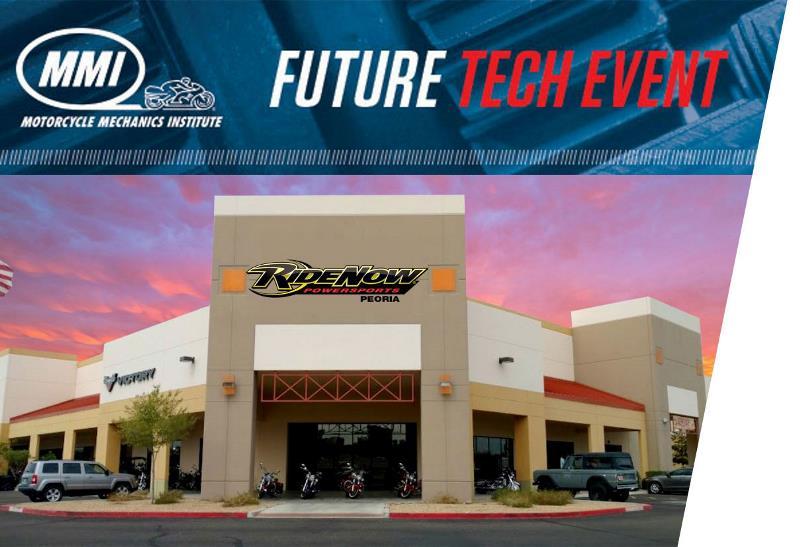 Future Tech Night Event at RideNow