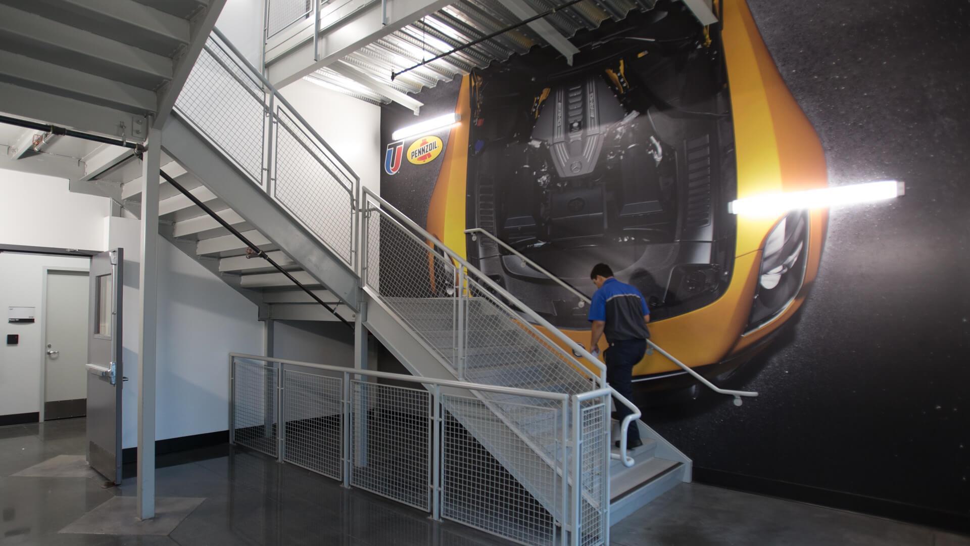 Long Beach Trade School Campus Safety