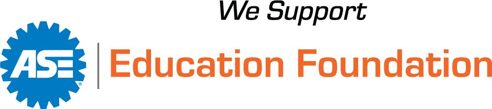 ASE We Support Education Foundation logo