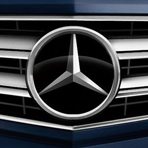 Mercedes logo representing the specialized training program at Universal Technical Institute