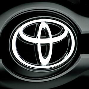 Toyota logo representing the specialized training program at Universal Technical Institute