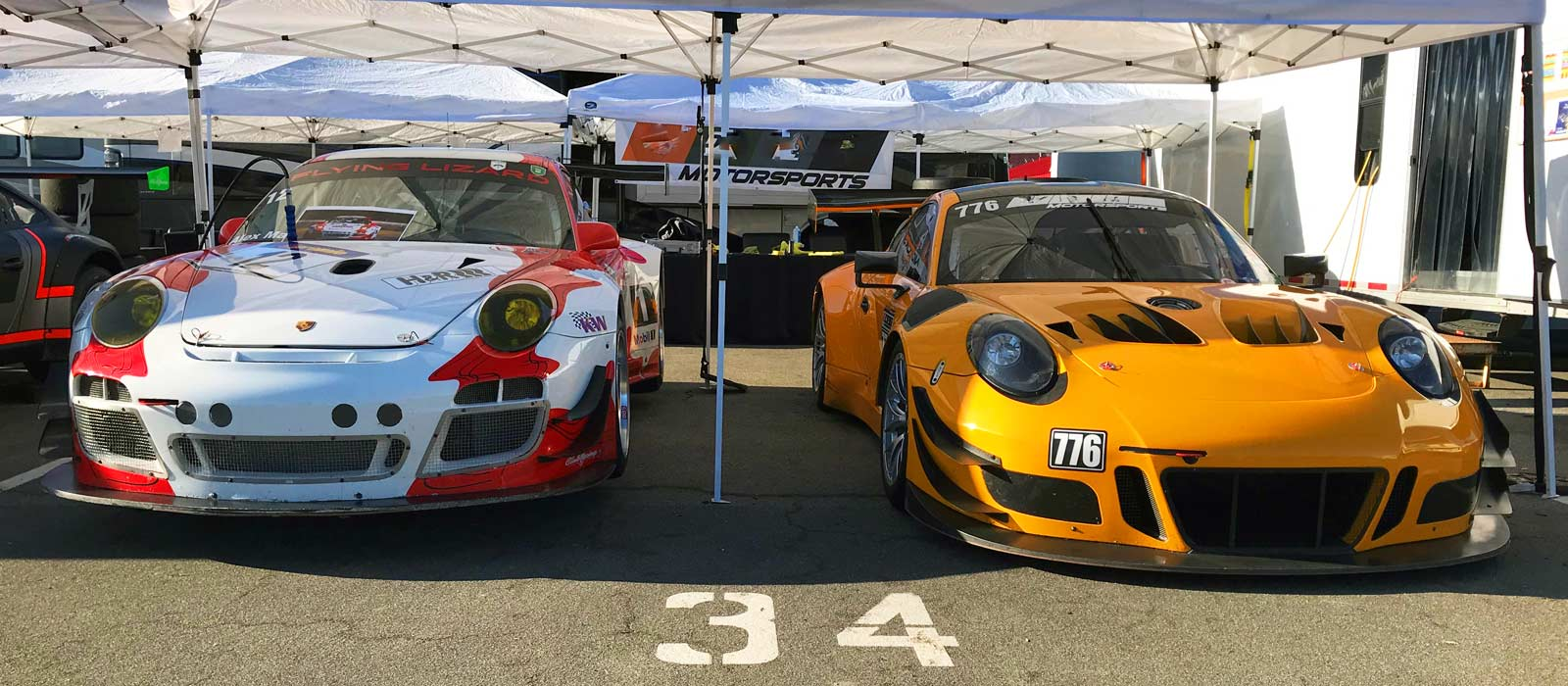 Porsche pit crew UTI instructor blog image