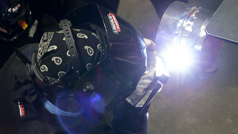 UTI Pipe Welding Course