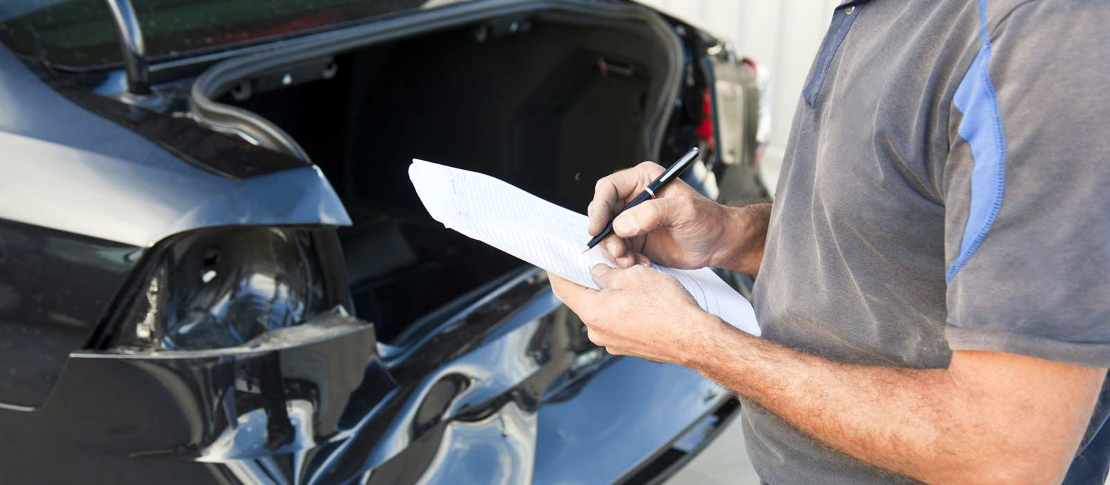 Collision estimators lead customers through the process of getting their vehicle repaired after an accident