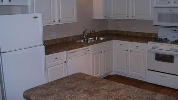 Shared housing kitchen in Lisle