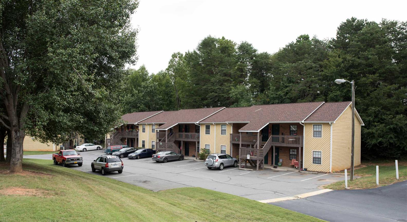 Mooresville campus housing options